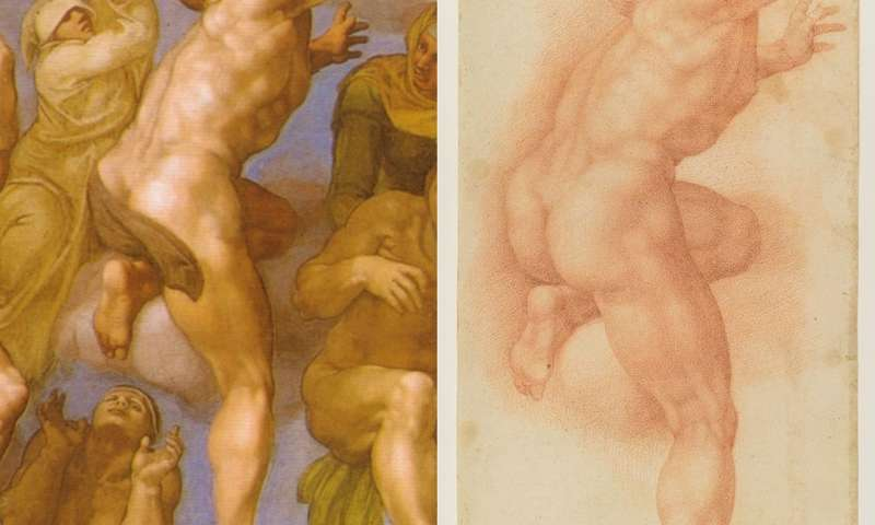 New hydrogel developed to remove tape from centuries old drawing