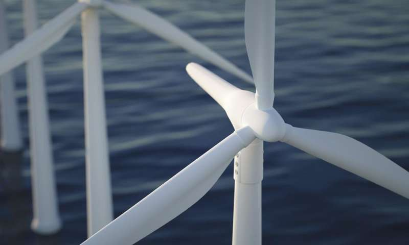 A new system optimises electric transmission from offshore wind farms