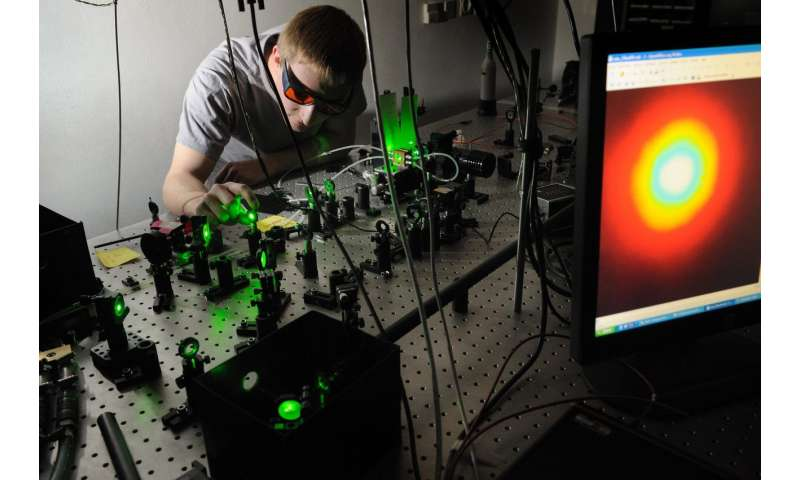 Tracking down the mystery of entangled particles of light