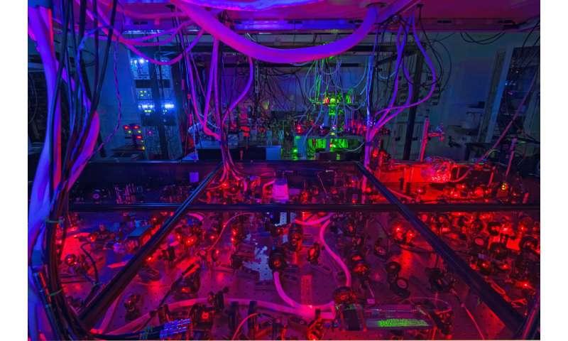 Enter BIFROST--physicists get their own rainbow bridge