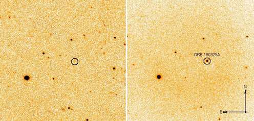 Milky Way-type dust particles discovered in a galaxy 11 billion light years from Earth 5b3b5c0ac0bd7