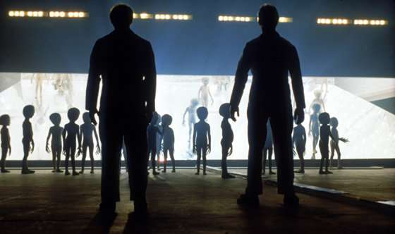 Scientists revise the Rio Scale for reported alien encounters
