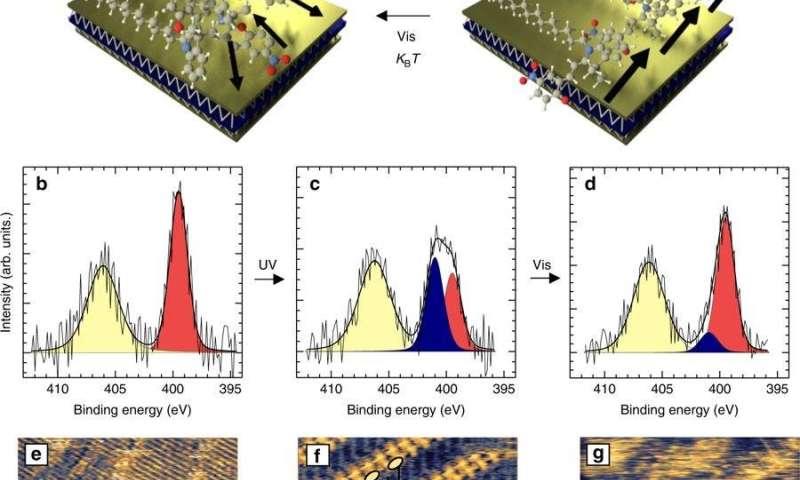 Flipping the switch on supramolecular electronics