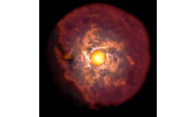 Veiled supernovae provide clue to stellar evolution 5b8e77a72eda7