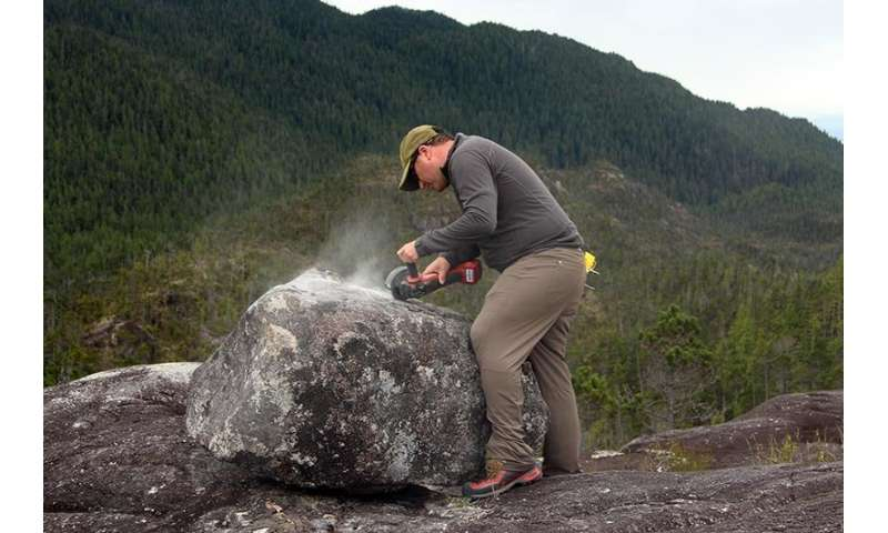 Ice age discovery may reveal early migration route of first Americans