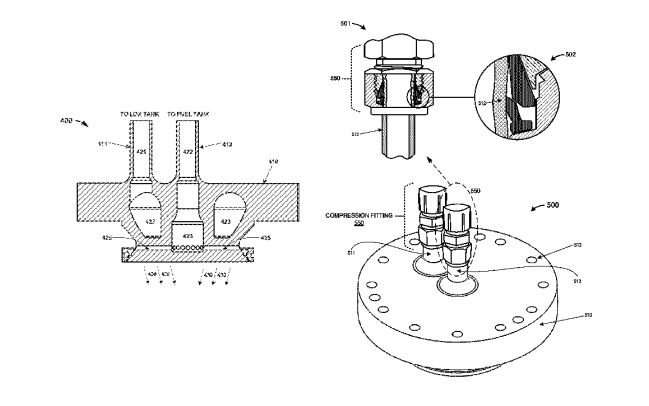 Enhanced liquid oxygen-propylene rocket engine patent reflects company vision in orbit attempts
