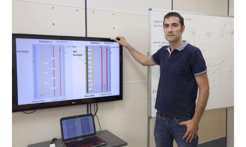 Nanoplatelets improve LCD and LED screens