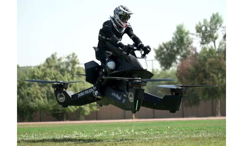 Hoverbike S3 2019 sparks eVTOL interest, preorders open