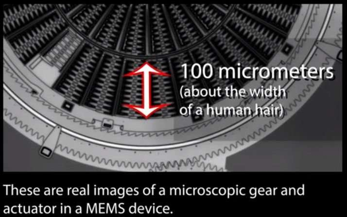 How microscopic machines can fail in the blink of an eye