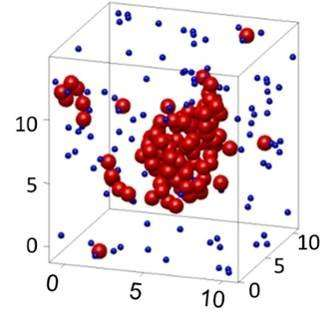 Nucleation of liquids visualised