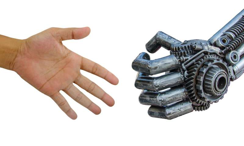 5 ways to help robots work together with people