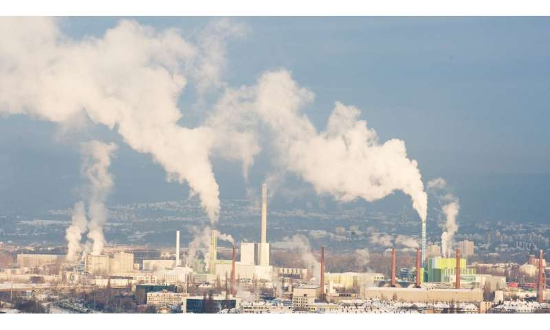 Air pollution leads to cardiovascular diseases
