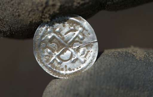 Archaeologists find silver treasure on German Baltic island