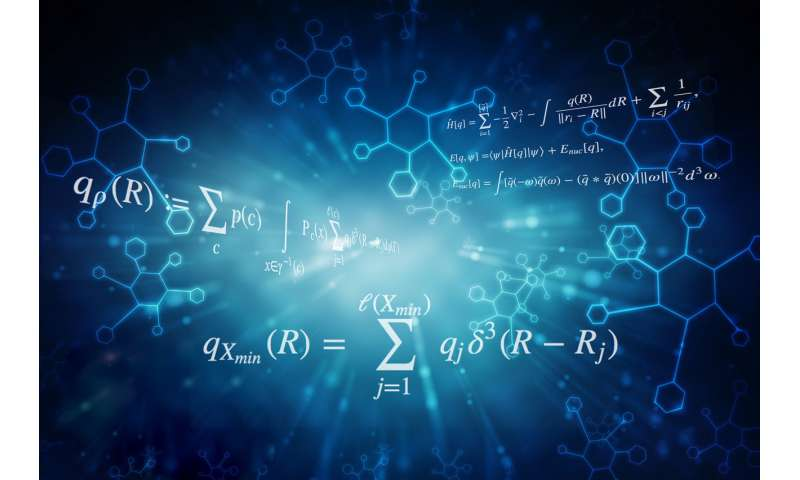 Army researcher uses math to uncover new chemistry