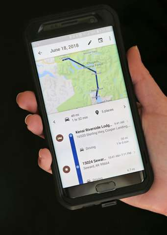 Google watches your movements, like it or not