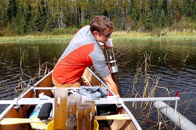 Researchers use wild rice to predict health of Minnesota lakes and streams