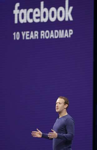 Zuckerberg kicks off Facebook conference, offers no apology