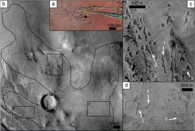 "Scientists discover ""ghost dunes"" on Mars"