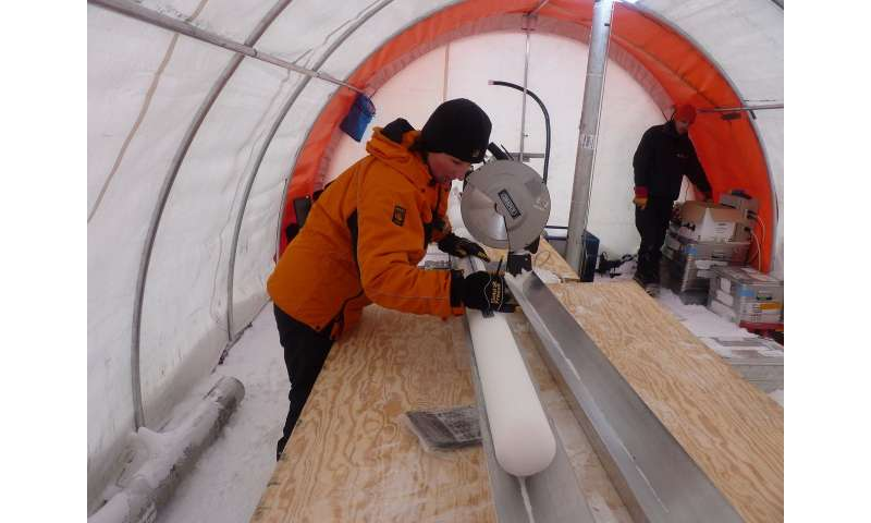 New study reveals increased snowfall in Antarctica over last two centuries