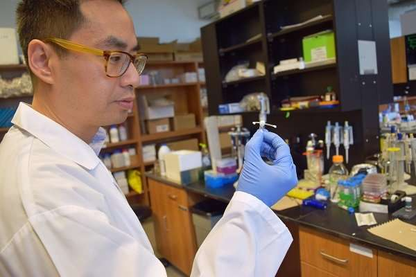 University of Waterloo develops new way to fight HIV transmission