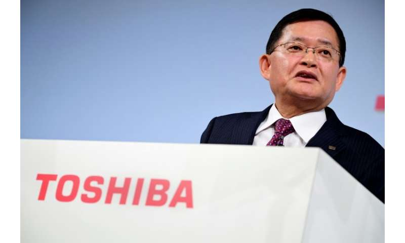 7,000 jobs will be cut at Toshiba, announced CEO Nobuaki Kurumatani