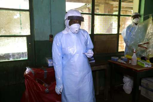 Congo's Ebola outbreak spreads to a city of over 1 million