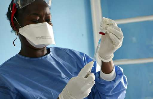 Crucial test of Ebola vaccine raises hopes, doubts in Congo