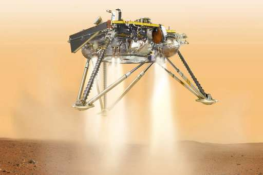 'Flawless': NASA craft lands on Mars after perilous journey