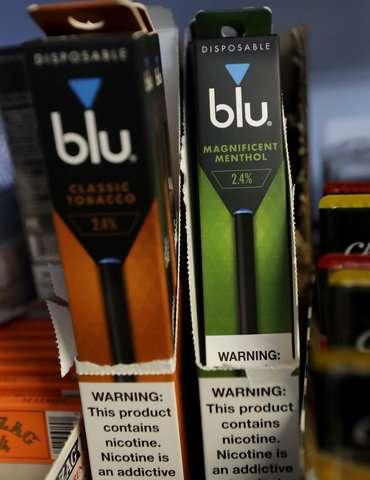 San Francisco mulls ban on flavored vaping liquids, menthols