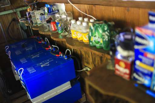 Tesla, others help Puerto Ricans go solar amid power turmoil