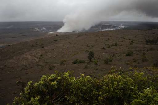 Volcano explosion won't be deadly if people stay out of park
