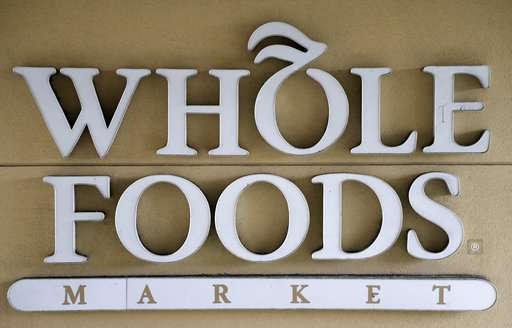 Kale to go: Amazon to roll out delivery at Whole Foods