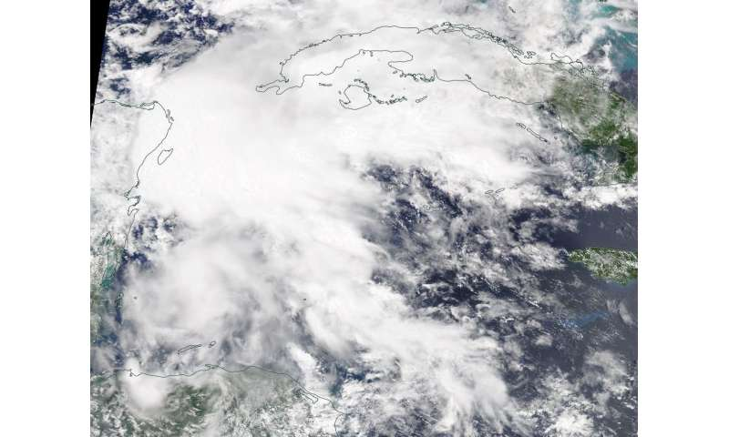5df78fe21d1e7 NASA satellites spot first Atlantic sub-tropical storm