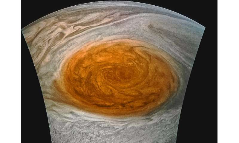 NASA's James Webb Space Telescope to target Jupiter's Great Red Spot