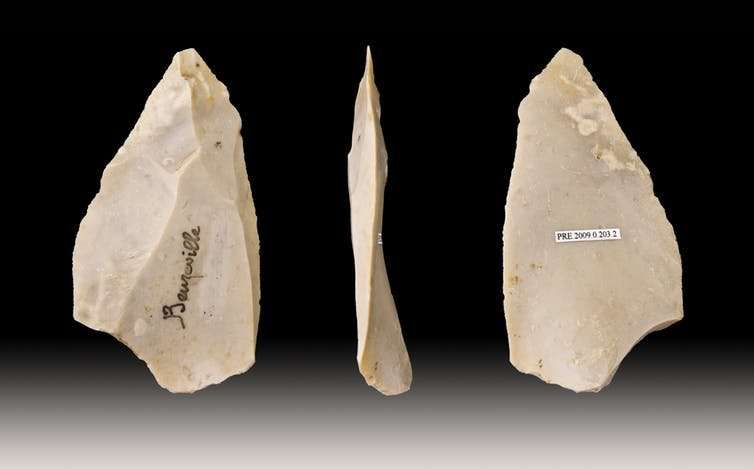 Neanderthals were no brutes – research reveals they may have been precision workers