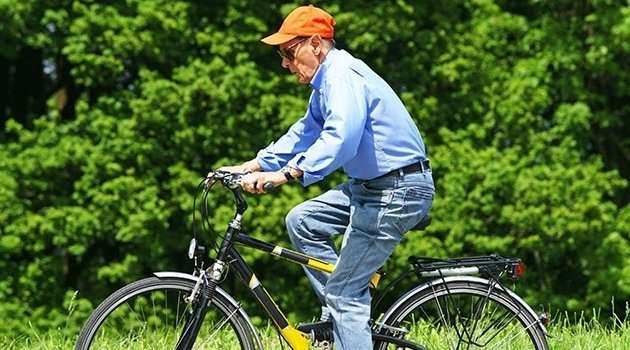 New study shows how to live a long and active life