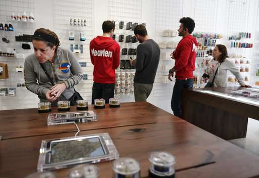 New year brings broad pot legalization to California