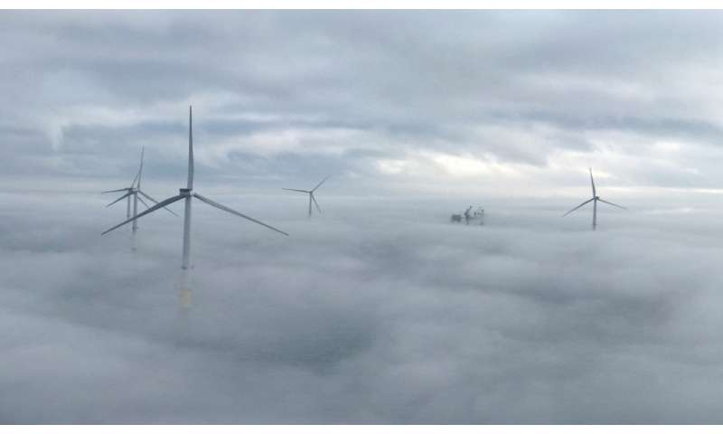 World's largest offshore wind farm Walney Extension swings into action for energy