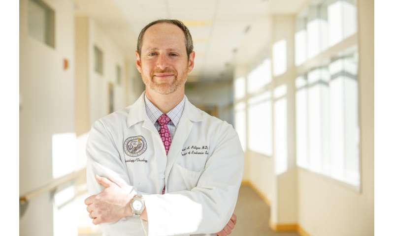 91 percent response rate for venetoclax against newly diagnosed AML in older adults