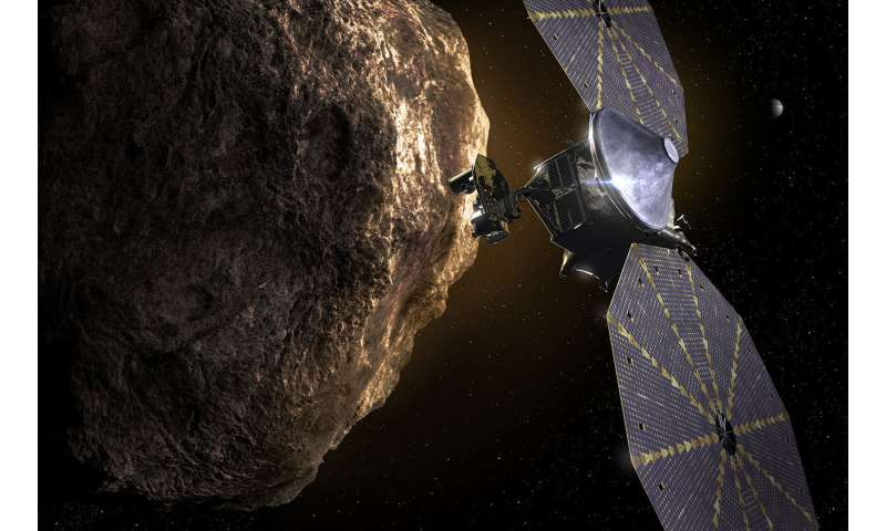 Aboard the first spacecraft to the trojan asteroids—NASA Ralph's next adventure