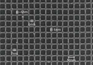 Abright idea for on-demand nanopatterns