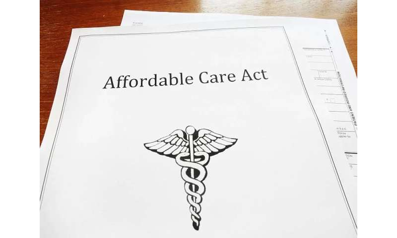 ACA coverage gains include workers without insurance