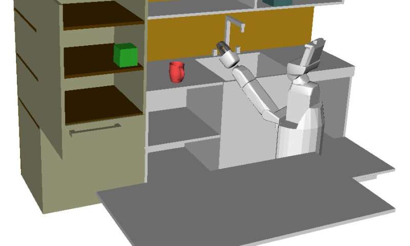 **A chance constrained motion planning system for high-dimensional robots
