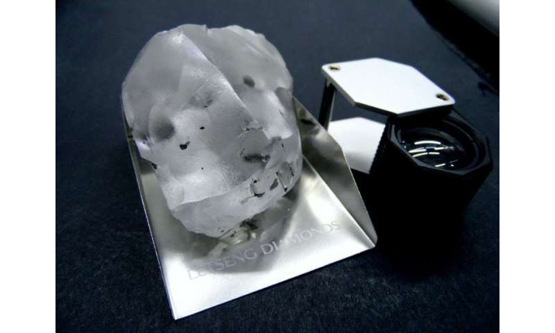 A diamond thought to be the fifth largest of gem quality ever found has been discovered in Lesotho, miner Gem Diamonds said.