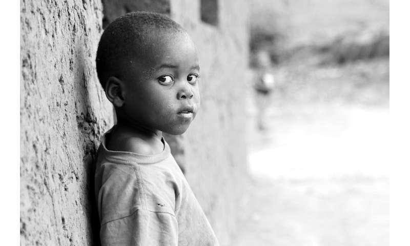africa child