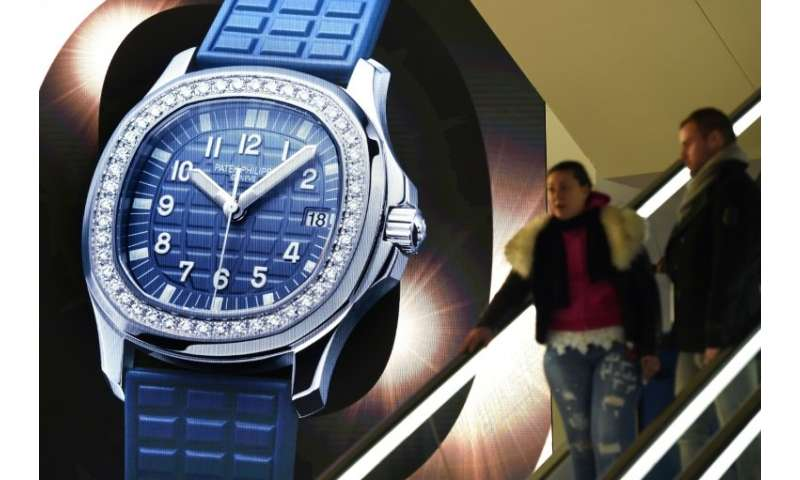 After tepid March growth, time for a sigh of relief for the industry as exports of Swiss watches tick up in April, aided by a si