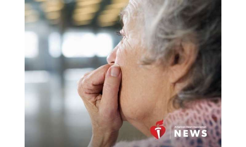 AHA: PTSD common among those who suffer tear in the aorta's wall