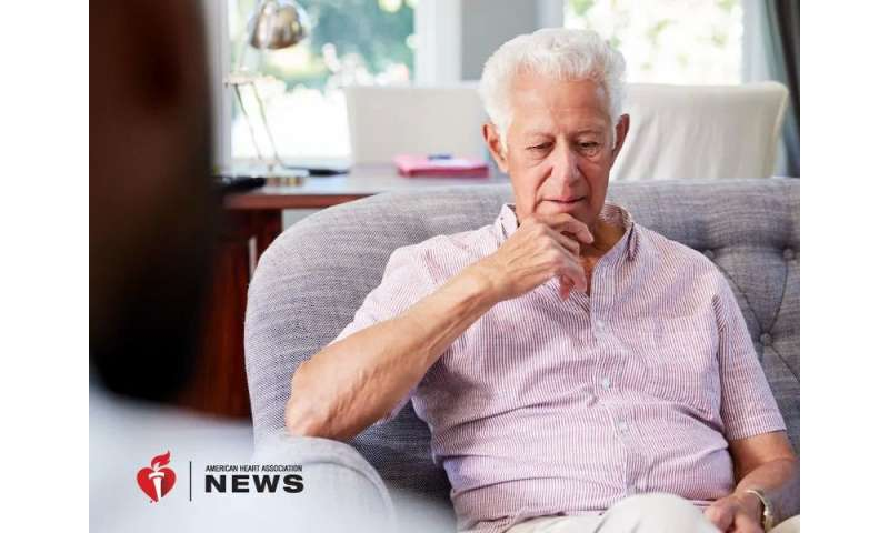 AHA: stiffening of blood vessels may point to  dementia risk