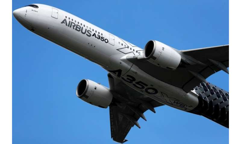 Airbus and Boeing are ready for the next round of their long-running battle for the skies