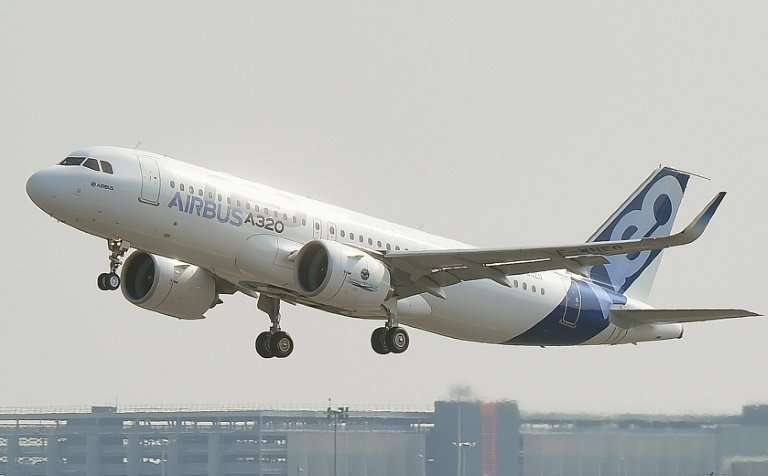 Airbus has announced contracts for 100 planes including the new A320neo with Iran Air Tour and Zagros Airlines